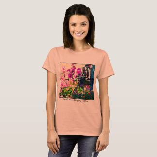 RCP&D Floral Photography Tee