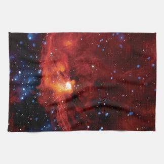 RCW 108 Star Forming Region - Hubble Space Photo Tea Towel