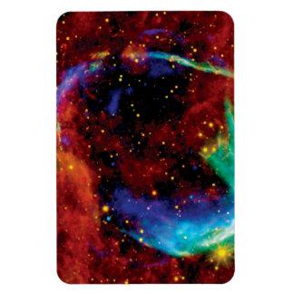 RCW 86 Supernova Rectangular Magnet