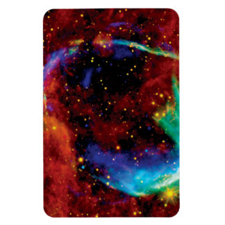 RCW 86 Supernova Rectangular Photo Magnet