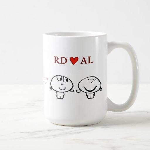 """RD heart AL"" Mug"