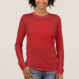 RDR Benefit (vintage red) Long Sleeve T-Shirt