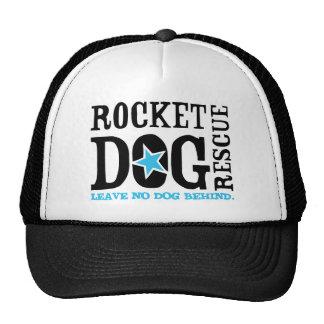 RDR Logo (blk/blue) Cap