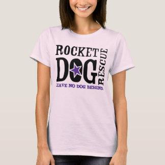 RDR Logo (blk/purple) T-Shirt