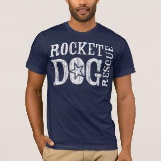RDR Logo (vintage white 2 sides) T-Shirt