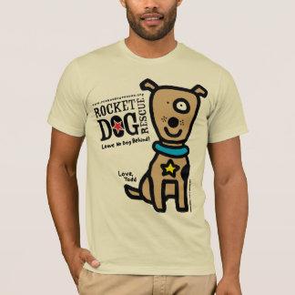 RDR - Todd Parr (Lrg Dog Brown) T-Shirt
