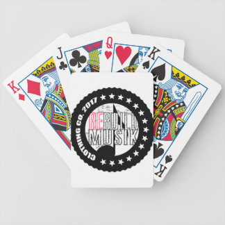 Re-Build Clothing Co. Bicycle Playing Cards