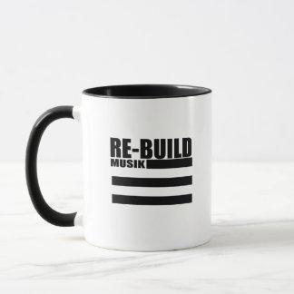 Re-Build Sports Logo Mug