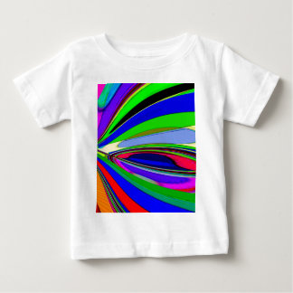 Re-Created Archangel Wing by Robert S. Lee Baby T-Shirt