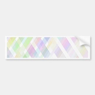 Re-Created Braids Bumper Stickers