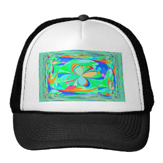 Re-Created Butterflies Trucker Hats