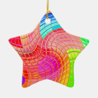 Re-Created Function f(x) Christmas Ornament