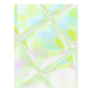 Re-Created Glass Ceiling by Robert S. Lee Postcard