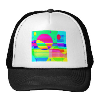 Re-Created Intersection Hats