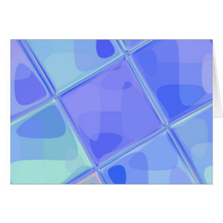 Re-Created Mirrored SQ by Robert S. Lee Card