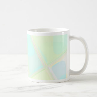 Re-Created Mirrored SQ by Robert S. Lee Coffee Mug