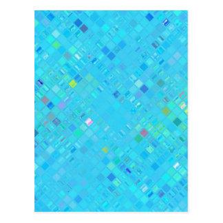 Re-Created Mosaic Postcard