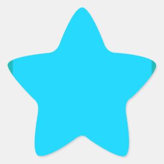 Re-Created ONE Star Sticker