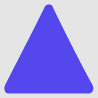 Re-Created ONE Triangle Stickers