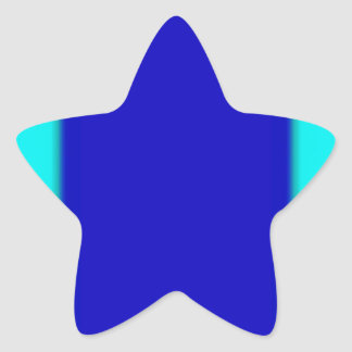 Re-Created ONE Star Stickers
