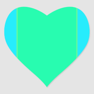 Re-Created ONE Heart Stickers