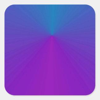 Re-Created Pt. Square Sticker