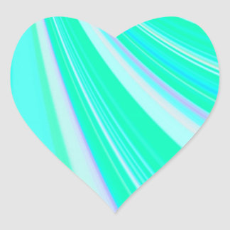 Re-Created Slide Heart Stickers
