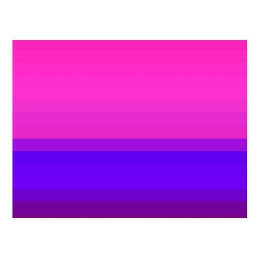 Re-Created Spectrum Post Card