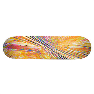 Re-Created Supernova by Robert S. Lee 19.7 Cm Skateboard Deck