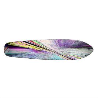 Re-Created Supernova by Robert S. Lee 21.6 Cm Old School Skateboard Deck