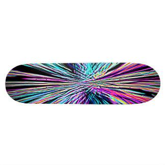 Re-Created Supernova by Robert S. Lee Skateboard Deck