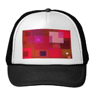 Re-Created Swatches Mesh Hats