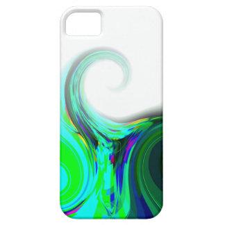 Re-Created Tsunami iPhone 5 Cover
