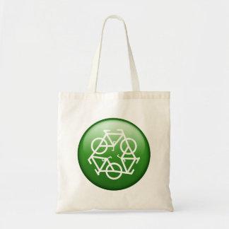 Re-Cycle Budget Tote Bag