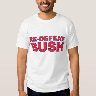 Re-defeat Bush Shirts