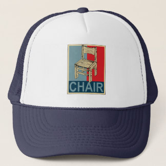 Re-Elect Chair 2012 Trucker Hat