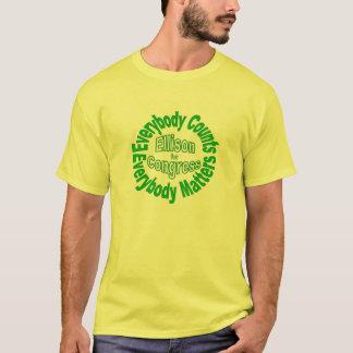 Re-elect Keith Ellison for Congress Minnesota T-Shirt