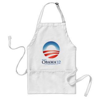 Re-Elect Obama 2012 Adult Apron