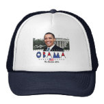 Re-Elect President Obama Election 2012 Gear Cap