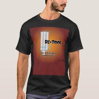 Re-Tool Vertical Axis Wind Turbine (VAWT) Shirt