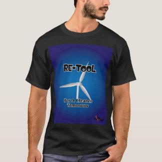 Re-Tool Wind Turbine Shirt