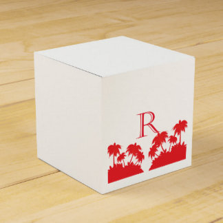 rea party favour favour box