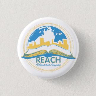 REACH button/pin 3 Cm Round Badge