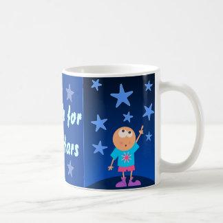 reach for stars mugs