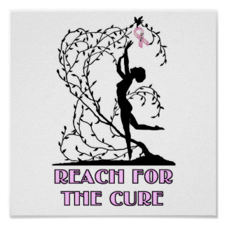 REACH FOR THE CURE POSTER