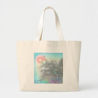Reach for the Sky Large Tote Bag