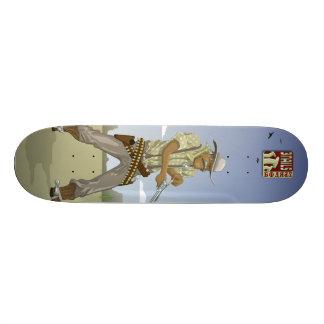 Reach for the sky! skateboards