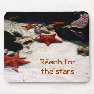Reach for the stars mousepad by tdgallery
