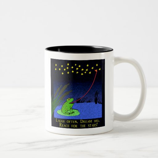 reach for the stars coffee mugs