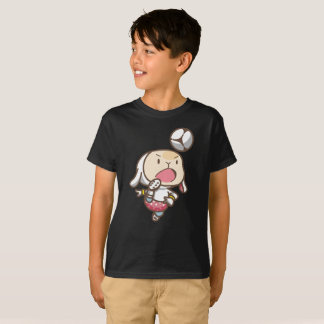 Reach For The Stars The Soccer Ball Kids T-Shirt